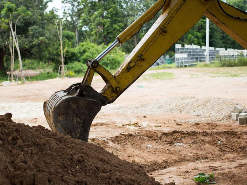 Ditch excavation services
