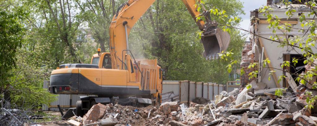 Demolition services